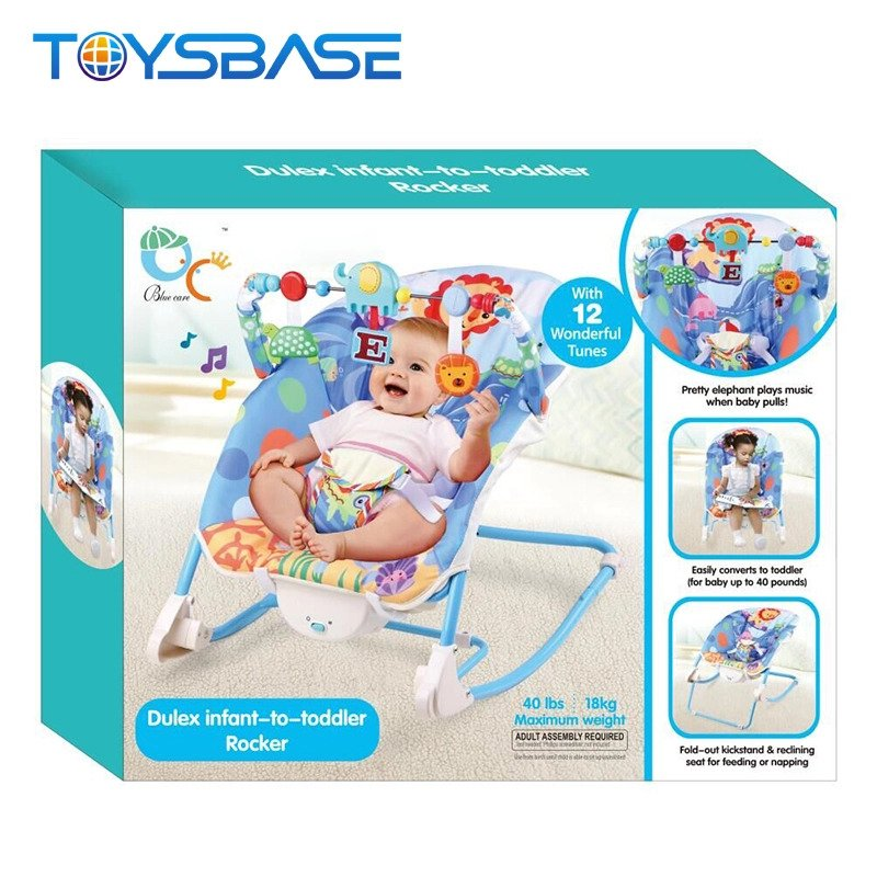 Baby Bouncers Chairs with vibration and music 33
